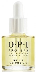 OPI Pro Spa Nail and Cuticle Oil, 8.6 мл.- Масло для ногтей и кутикулы