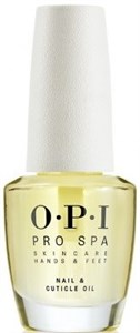OPI Pro Spa Nail and Cuticle Oil, 14.8 мл.- Масло для ногтей и кутикулы