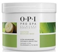 OPI Pro SPA Soothing Moisture Mask, 758 мл. - успокаивающая, увлажняющая маска для кожи рук и ног