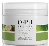 OPI PRO SPA Exfoliating Sugar Scrub, 249 мл. - отшелушивающий сахарный скраб