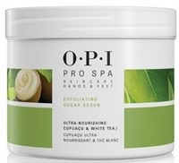OPI PRO SPA Exfoliating Sugar Scrub, 882 гр. - отшелушивающий сахарный скраб