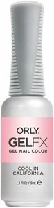 "ORLY GEL FX Cool in California, 9ml.- гель лак Орли ""Круто в Калифорнии"""