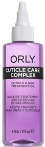 ORLY Cuticle Care Complex, 118 мл. - масло для ногтей и кутикулы в каплях
