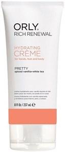 ORLY Rich Renewal Cream Pretty, 227мл.- Крем восстанавливающий для рук, ног и тела
