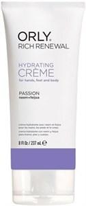 ORLY Rich Renewal Cream Passion, 227мл.- Крем восстанавливающий для рук, ног и тела