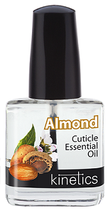 Масло Kinetics Almond Cuticle Essential Oil Mini, 5 мл. для ногтей и кутикулы c миндалём