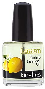 Масло Kinetics Lemon Cuticle Essential Oil Mini, 5 мл. для ногтей и кутикулы c лимоном