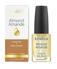 Kinetics Almond Cuticle Essential Oil, 15 мл. - Масло для ногтей и кутикулы c миндалём