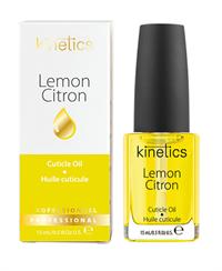 Kinetics Lemon Cuticle Essential Oil, 15 мл. - Масло для ногтей и кутикулы c лимоном