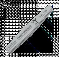 Kinetics Nail Files Funny Pengiun, 240/240 грит - пилка шлифовщик Кинетикс для искусственных и натуральных ногтей профессиональная