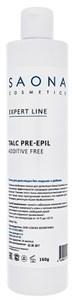 Saona Expert Line Talc Pre-Epil Additive Free, 160 мл.- Тальк для кожи перед депиляцией Саона