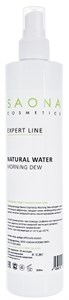 Saona Expert Line Natural Water Morning Dew, 350 мл.- Природная вода c экстрактом трав Саона