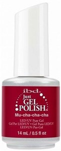 "IBD Just Gel Polish Mu-Cha-Cha-Cha, 14 мл. - гель лак IBD ""Му-ча-ча-ча"""
