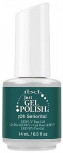 "IBD Just Gel Polish Oh Senorita!, 14 мл. - гель лак IBD ""О, Сеньорита!"""