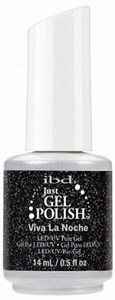 "IBD Just Gel Polish Viva La Noche, 14 мл. - гель лак IBD ""Доброй ночи"""