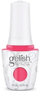 "Harmony Gelish Gel Polish Shake It Til You Samba - Pink, 15 мл. - гель лак Гелиш ""Карнавальный пурпурный"""