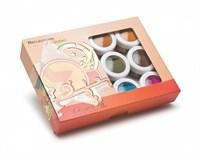 """Набор цветных акрилов HARMONY Acrylic Colored Powder Olympus коллекция """"Олимп"""""""