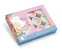 "HARMONY Acrylic Colored Powder Melody - коллекция цветных акрилов ""Мелодия"""