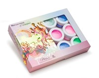 "HARMONY Acrylic Colored Powder Prisms - коллекция цветных акрилов ""Призма"""