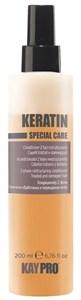 KAYPRO Keratin Conditioner, 200 мл. - Кондиционер 2-х фазный с кератином, для поврежденных волос