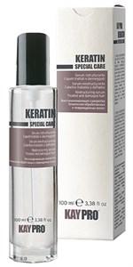 KAYPRO Keratin Serum, 100 мл. - Сыворотка восстанавливающая с кератином, для поврежденных волос