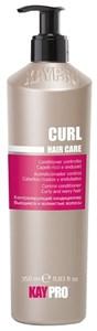 KAYPRO Curl Conditioner, 350 мл. - Кондиционер для вьющихся волос и волос после химической завивки