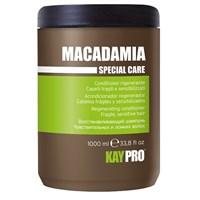 KAYPRO Macadamia Conditioner, 1000 мл. - Увлажняющий кондиционер с маслом макадамии для хрупких и чувствительных волос