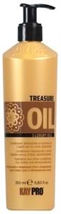 KAYPRO Treasure Oil Conditioner, 350 мл. - Увлажняющий и придающий блеск кондиционер для сухих, хрупких, обезвоженных волос