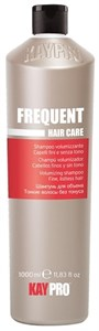 KAYPRO FREQUENT Shampoo, 1000 мл. - Шампунь для частого использования, для всех типов волос