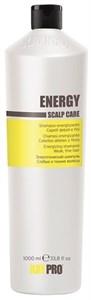 KAYPRO ENERGY Shampoo, 1000 мл. - Шампунь против выпадения, для тонких и слабых волос