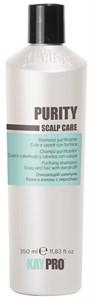 KAYPRO  PURITY Shampoo, 350 мл. - Очищающий шампунь для волос против перхоти