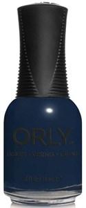 """Orly Blue Suede, 18 мл.-  лак для ногтей Orly """"Синяя замша"""""""