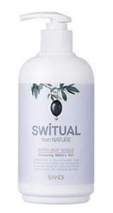 BANDI Switual Water Drop Shield - гелевый лосьон для увлажнения кожи рук