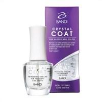 BANDI Crystal Top Coat, 14 мл. - Верхнее покрытие для лака, бриллиантовый блеск