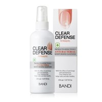 BANDI Clear Defense Antiseptic, 150 мл. - Спрей-антисептик для кожи и ногтей