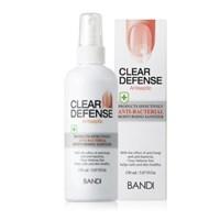 BANDI Clear Defense Antiseptic, 150 мл. - антибактериальный спрей, антисептик для кожи и ногтей