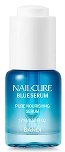 BANDI Nail Cure Blue Serum - Сыворотка питательная для ногтей Банди