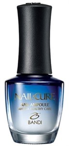 BANDI Nail Cure Nail Ampoule - Покрытие укрепляющее для сухих и ломких ногтей