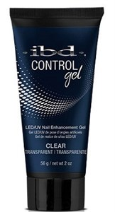 IBD Control Gel Clear, 56 г. – прозрачный полигель для наращивания Контроль-гель IBD