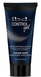 IBD Control Gel Intense White, 56 г. - ярко-белый полигель для наращивания Контроль-гель IBD