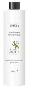 Kinetics Nail Polish Remover Green Lizard Apricot Scent, 900мл. - жидкость для снятия лака без ацетона, с ароматом абрикоса Кинетикс