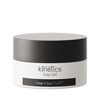 Kinetics Easy Gel Clear, 15 мл. - прозрачный гель для наращивания ногтей Кинетикс