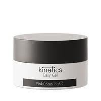 Kinetics Easy Gel Pink, 15 мл. - прозрачно-розовый гель для наращивания ногтей Кинетикс