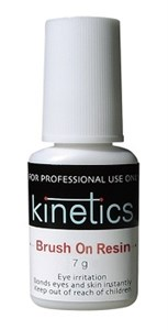Kinetics Brush on Resin, 7 гр. - клей с кисточкой Кинетикс