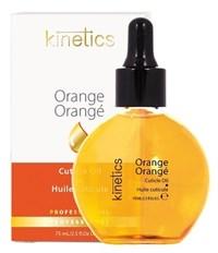 Kinetics Orange Cuticle Essential Oil, 75 мл. - Масло для ногтей и кутикулы c апельсином