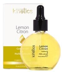 Kinetics Lemon Cuticle Essential Oil, 75 мл. - Масло для ногтей и кутикулы c лимоном