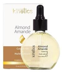 Kinetics Almond Cuticle Essential Oil, 75 мл. - Масло для ногтей и кутикулы c миндалём
