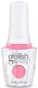 "Harmony Gelish Gel Polish Make You Blink Pink, 15 мл. - гель лак Гелиш ""Розовое мерцание"""