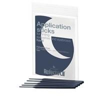 RefectoCil Application Sticks Hard, 10шт. - жесткие палочки для окрашивания ресниц и бровей