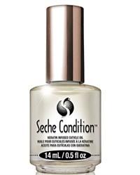 Seche Condition, 14 мл. - масло для кутикулы и ногтей с кератином